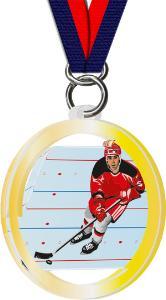 Hokejová medaile - MDAH0002M1