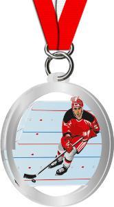 Hokejová medaile - MDAH0002M2