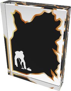Curlingová trofej - CR4008M03 - zvìtšit obrázek