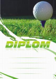 Diplom golf - 6624