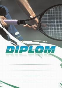 Diplom tenis - 6621