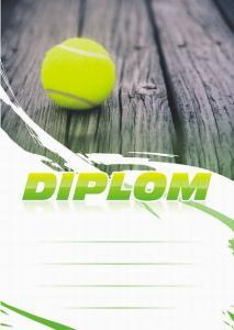 Diplom tenis - 6622