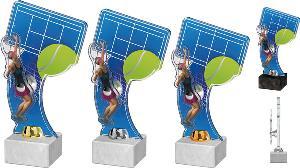 Tenisová trofej - ACTD0018M3
