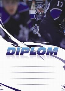 Diplom hokej - 6610