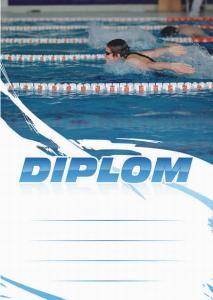 Diplom plavání - 6655