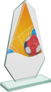 Házenkáøská sklenìná trofej - CRT20008M7