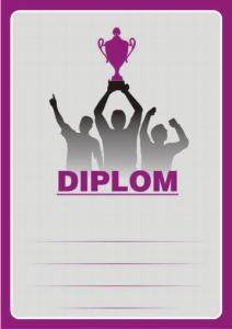 Diplom neutrální - 6695