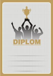Diplom neutrální - 6694