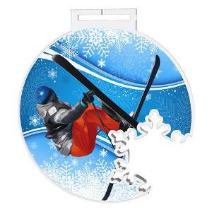 Medaile - akrobatické lyžování - MDAS0020