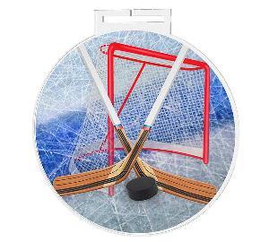 Medaile - hokej - MDAS0029