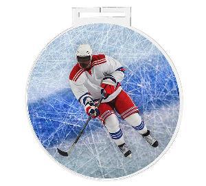 Medaile - hokej - MDAS0030