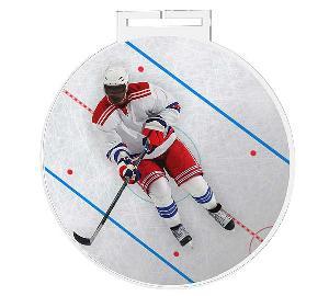 Medaile - hokej - MDAS0033