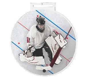 Medaile - hokej (brankáø) - MDAS0034