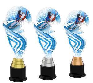 Sjezdové lyžování trofej - ACTAS0003