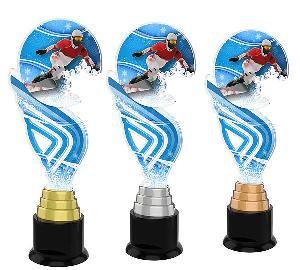 Snowboardingová trofej - ACTAS0004