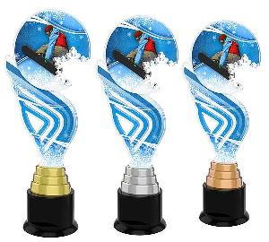 Snowboardingová trofej - ACTAS0012