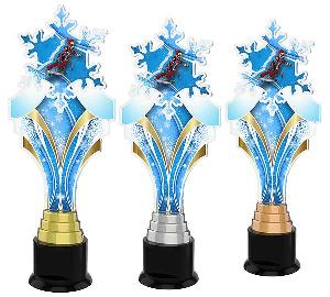 Sjezdové lyžování trofej - ACTKS0006