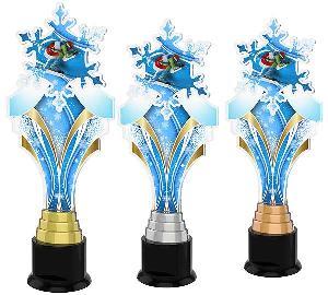 Sjezdové lyžování trofej - ACTKS0011