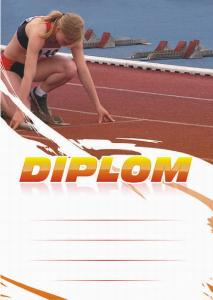 Diplom atletika - 6629