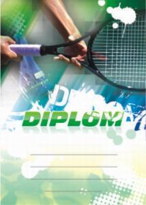 Diplom tenis - 6618