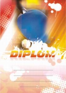 Diplom ping pong - 6628