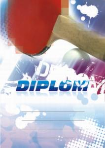 Diplom ping pong - 6626