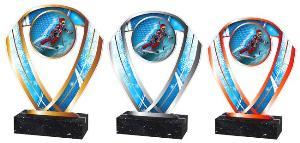 Snowboardingová trofej - ACRCSM6