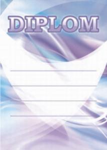 Diplom neutrální - 6697