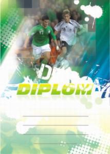 Diplom fotbal - 6602