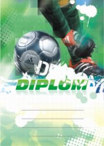 Diplom fotbal - 6603