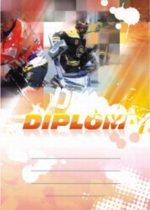 Diplom hokej - 6612