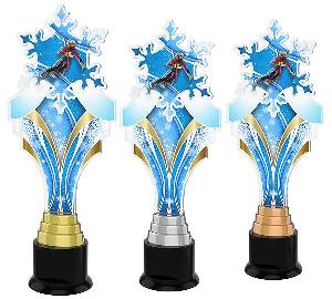 Sjezdové lyžování trofej - ACTKS0013