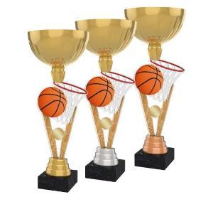 Basketbalová trofej - ACUPGOLDM3