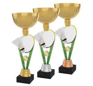Badmintonová trofej - ACUPGOLDM4