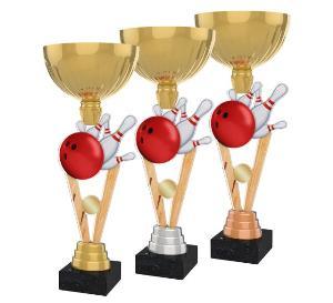 Bowlingová trofej - ACUPGOLDM6