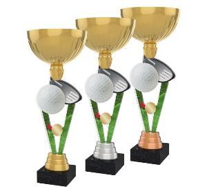 Golfová trofej - ACUPGOLDM7