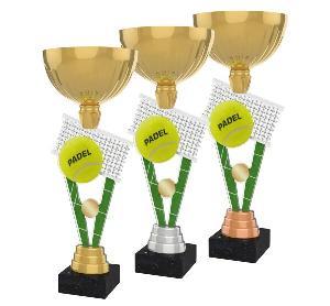 Tenisová trofej - ACUPGOLDM20