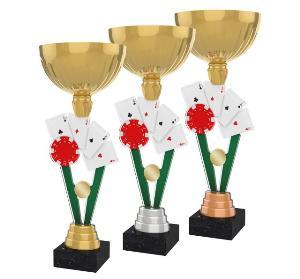 Pokerová trofej - ACUPGOLDM26