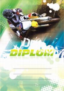 Diplom motokros - 6661