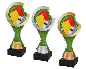 Fotbalová trofej - rozhodèí - ACBTM39