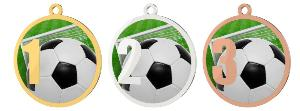 Medaile - fotbal - MDT0001M01