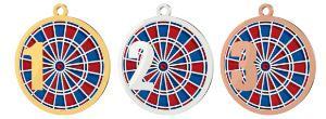 Medaile - šipky - MDT0001M21