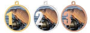 Medaile - rybaøení - MDT0001M27