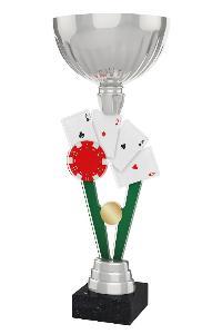 Pokerová trofej - ACUPSILVM26