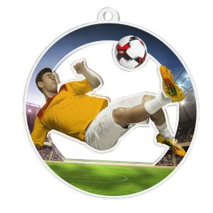 Medaile - fotbal - MDAF0010M21