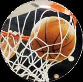 Logoprint basketbal