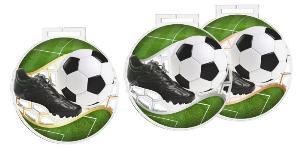 Medaile - fotbal - MDAF0011