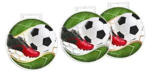 Medaile - fotbal - MDAF0012