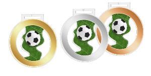 Medaile - fotbal - MDAF0013
