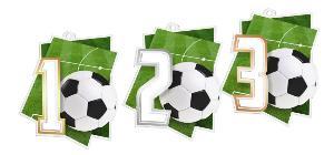 Medaile - fotbal - MDAF0017